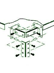 инструкция по сборке стеллажа серии ст - фото 5